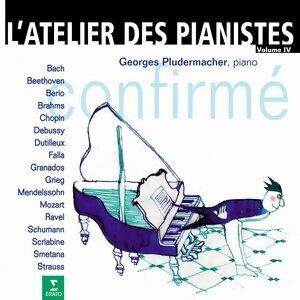 Various : L'atelier Des Pianistes Volume IV