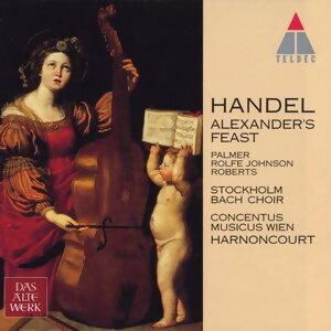 G.F.Handel : Alexander's Feast / Concerto grosso F-Dur,op.3 Nr.4b