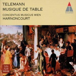 G.F.Telemann: Tafelmusik