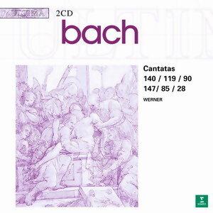 Les Grandes Cantates de J.S. Bach