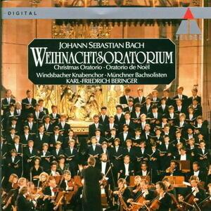 Johann Sebastian Bach: Weihnachtsoratori