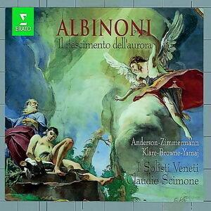 Albinoni : Il Nascimento dell'Aurora