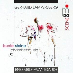 Lampersberg: Bunte Steine