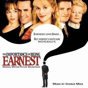 不可兒戲電影原聲帶(The Importance of Being Earnest)