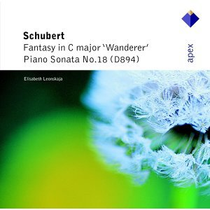 Schubert : Wanderer Fantasy & Piano Sonata No.18 - -  Apex