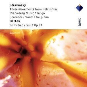 Bartok & Stravinsky - : Works for Piano  -  APEX