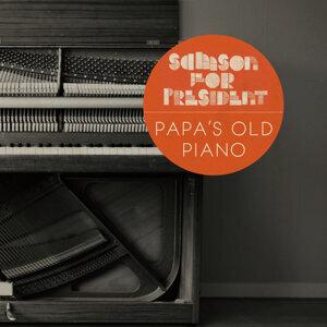 Papas Old Piano