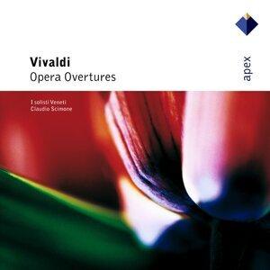 Vivaldi : Opera Overtures - -  Apex
