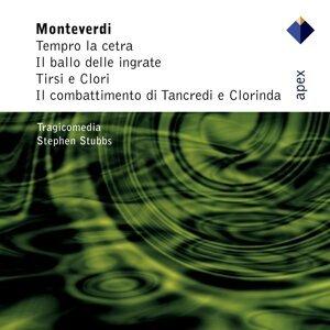 Monteverdi :  Il combattimento, Il ballo delle ingrate & Madrigals - -  Apex