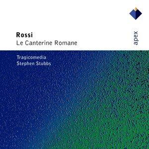 Rossi : Le canterine romane - -  Apex