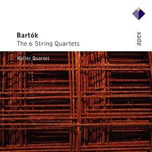 Bartók : String Quartets Nos 1 - 6 [Complete] - -  Apex