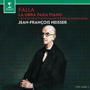Falla : l'oeuvre pour piano
