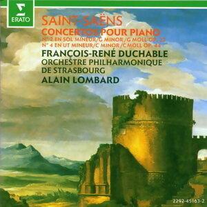 Saint-Saens : Concertos pour piano et orchestre n°2 & 4