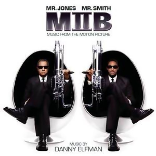 Men In Black II - Music From The Motion Picture (MIB星際戰警2電影原聲帶)