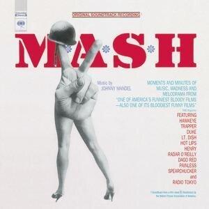 外科醫生電影原聲帶(M*A*S*H - Soundtrack)