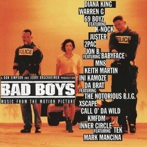 絕地戰警電影原聲(Bad Boys: Music From The Motion Picture)