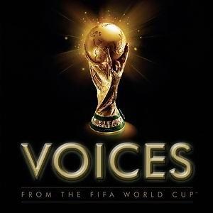Voices From The FIFA World Cup(聖盃之歌-2006世足賽全球唯一官方指定專輯)台灣版加場收錄 - 2006世足賽全球唯一官方指定專輯台灣版加場收錄