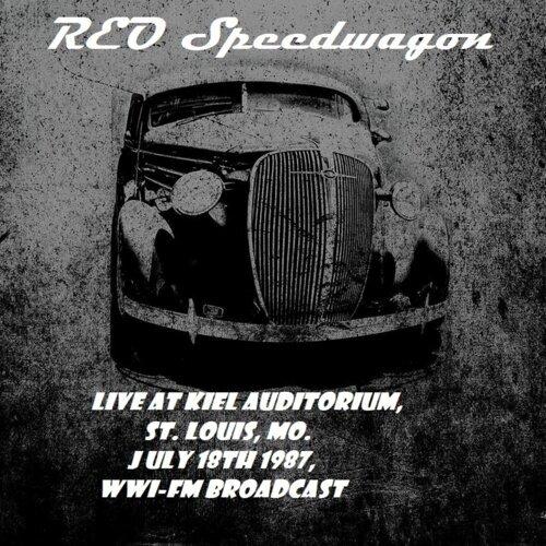 Live At Kiel Auditorium, St. Louis, MO. July 18th 1987, WWI-FM Broadcast (Remastered)