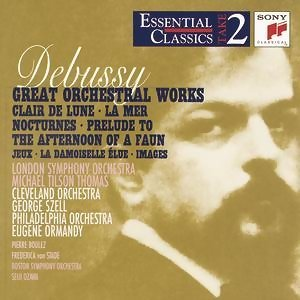 Essential Classics Take 2: Debussy - Orchestral Works