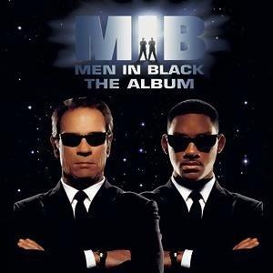 MIB星際戰警電影原聲帶(Men In Black The Album)