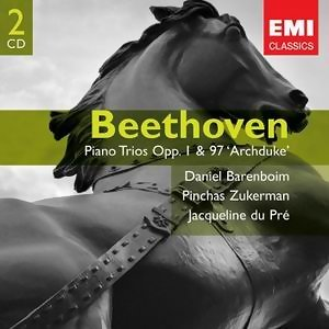 Beethoven: Piano Trios Op.1/97/Variations and Allegrettos