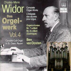 Widor: Complete Organ Works Vol. 4