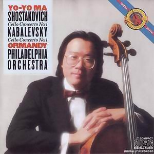 Concerto No. 1 in G minor for Cello and Orchestra, Op. 49