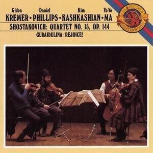 String Quartet No. 15 in E-flat minor, Op. 144