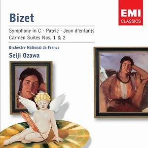 Bizet: Symphony in C/Carmen suites etc.