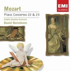 Mozart: Piano Concerto Nos 22 & 23