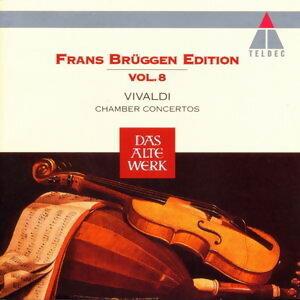 Frans Bruggen Edition Vol. 8 - Chamber Concertos