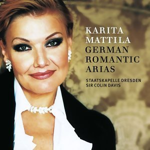 Karita Mattila Sings German Romantic Arias