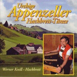 Urchige Appenzeller hackbrett-Tänze