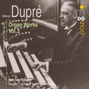 Dupré: Complete Organ Works Vol. 3