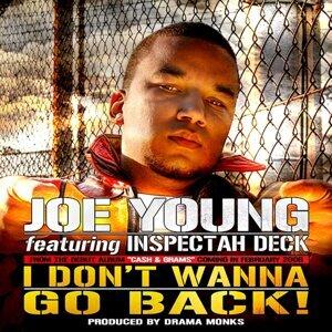 I Don't Wanna Go Back feat. Inspectah Deck