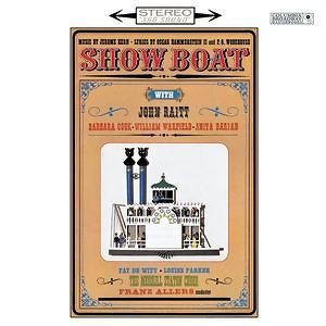 Show Boat - Studio Cast Recording