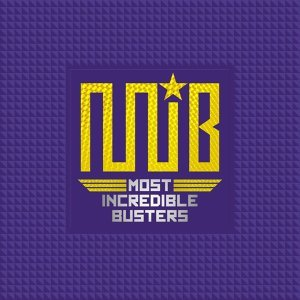 M.I.B THE FIRST ALBUM (MOST INCREDIBLE BUSTERS)