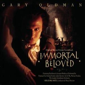 永遠的愛人電影原聲帶(Immortal Beloved Soundtrack)