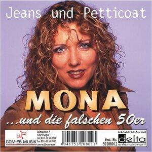 Jeans und Petticoat