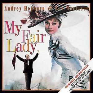 窈窕淑女電影原聲帶(My Fair Lady Soundtrack)