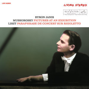 Mussorgsky: Pictures at an Exhibition; Liszt: Paraphrase de concert sur Rigoletto