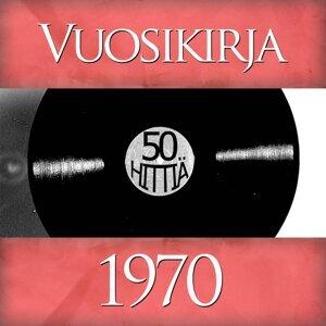 Vuosikirja 1970 - 50 hittiä