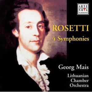 Rosetti: 4 Symphonies