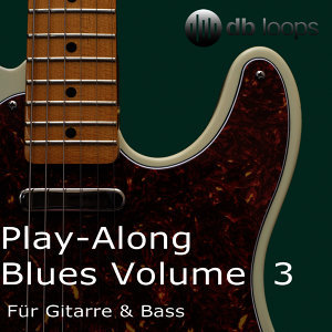 Play-Along Blues, Vol. 3