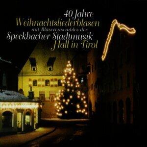 Bläserensembles der Speckbacher Stadtmusik Hall in Tirol