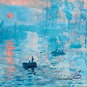 Deep Blue(純藍色鋼琴)