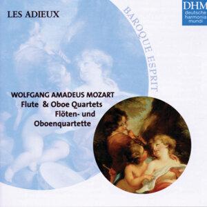 W. A. Mozart: Flute Quartets - Oboe Quartet