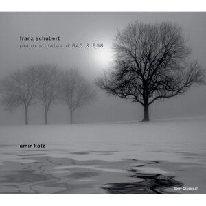 Schubert: Klaviersonaten D845/D958
