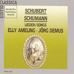 Schubert/Schumann Songs(舒伯特、舒曼歌曲集 ( 岩石上的牧羊人 ) )