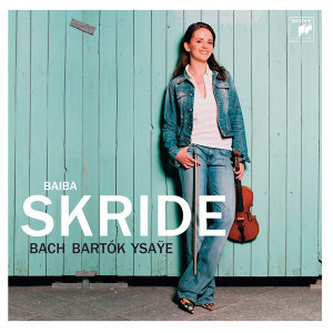 Baiba Skride Violin